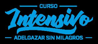 Logo del Curso Intensivo Adelgazar sin Milagros